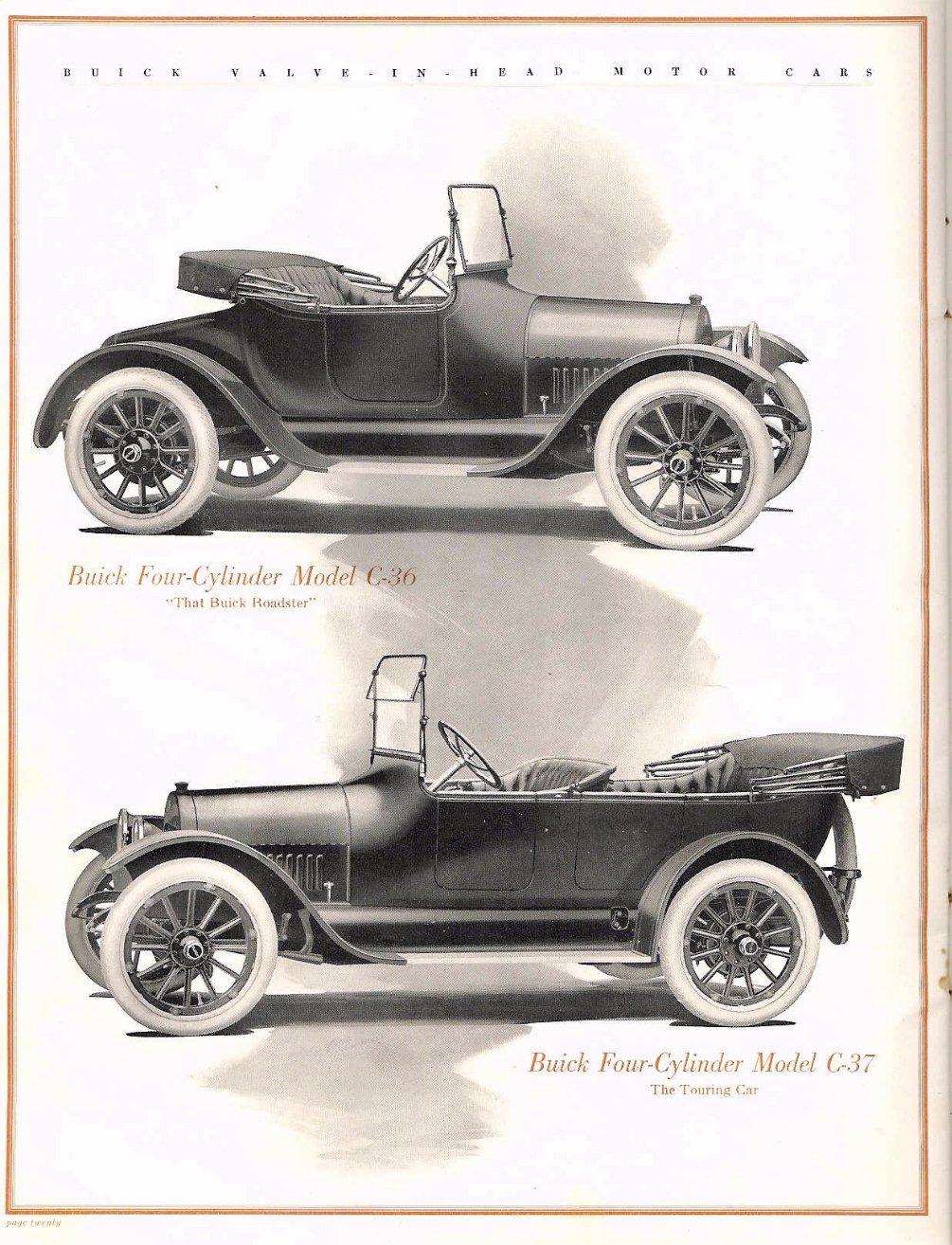 1915 Buick C37