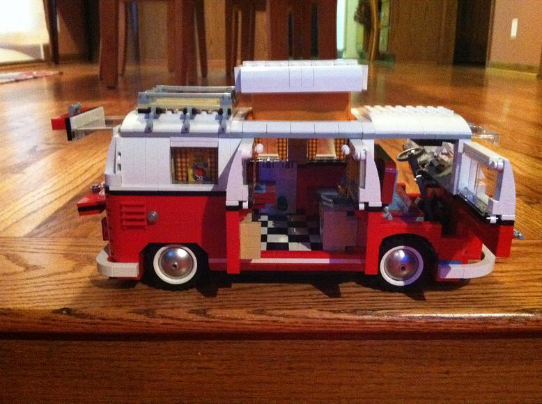 split bus view topic lego set 10220. Black Bedroom Furniture Sets. Home Design Ideas