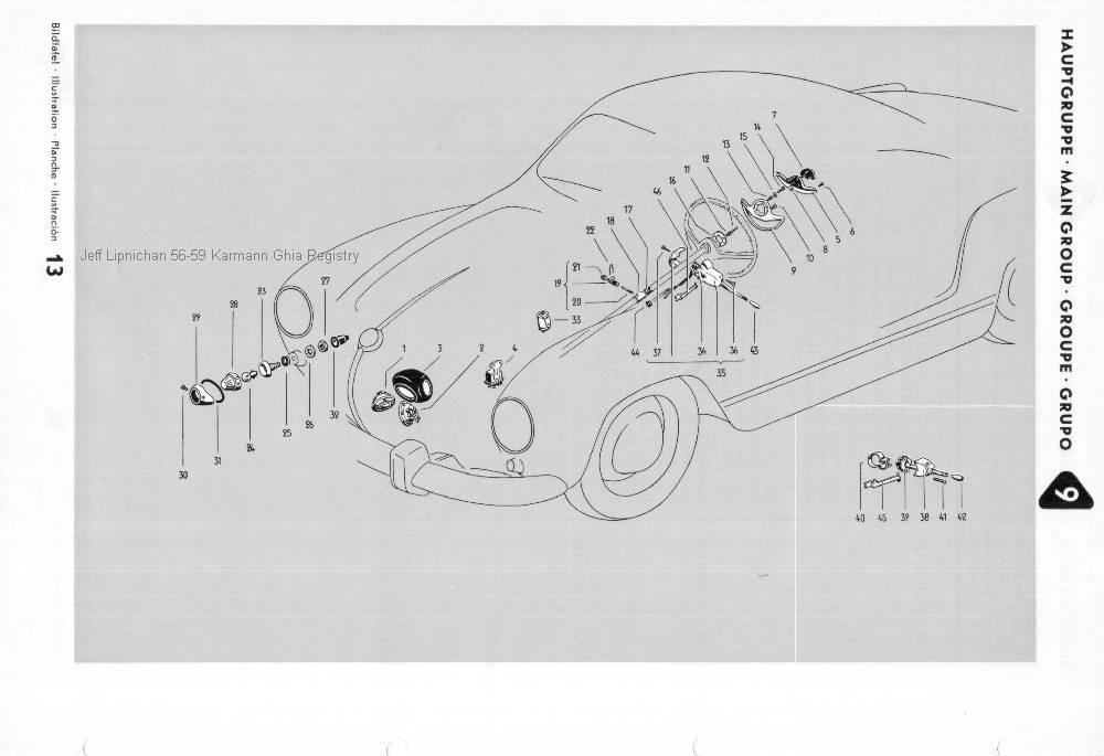 5659 Karmann Ghia Registry Form – Karmann Ghias For Wiring Diagrams