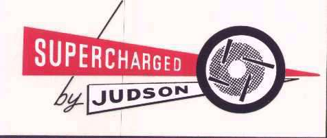 Judson Decal
